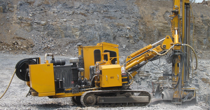 Rock Drilling Machine | Rock Drilling Equipment | Gill Rock