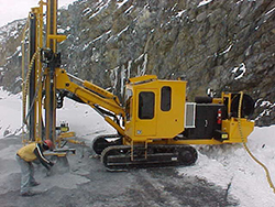 Rock Drilling Equipment Rentals and Contract Rock Drilling Service