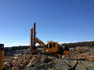 Drilling Rig - Rock Drilling Equipment