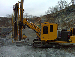 Contract Rock Drilling